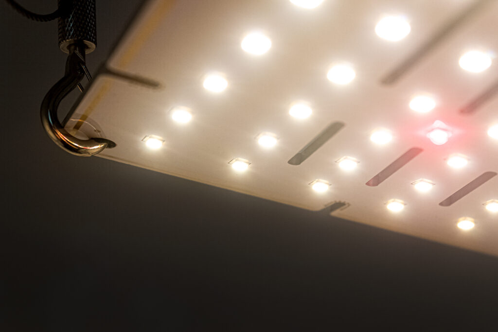 Grow LED Panel Release: FLUXshield Pro 150 Watt 1
