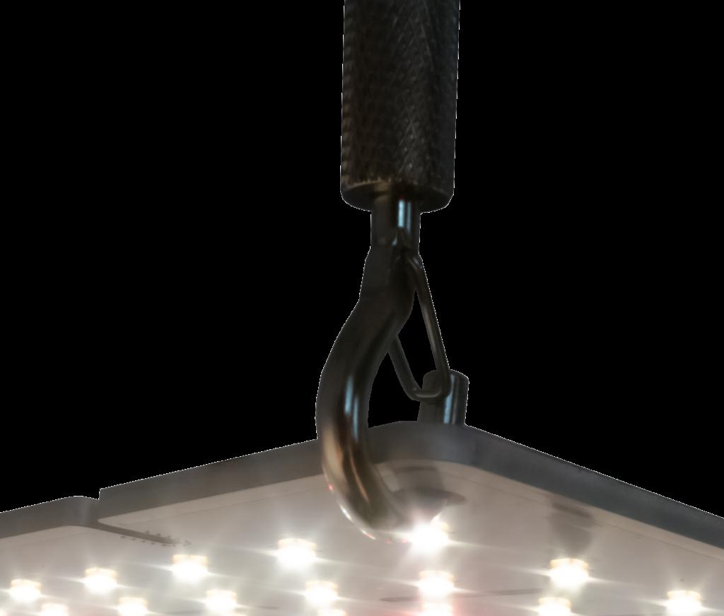 FLUXshield Grow LED Panel con 3 mm di spessore